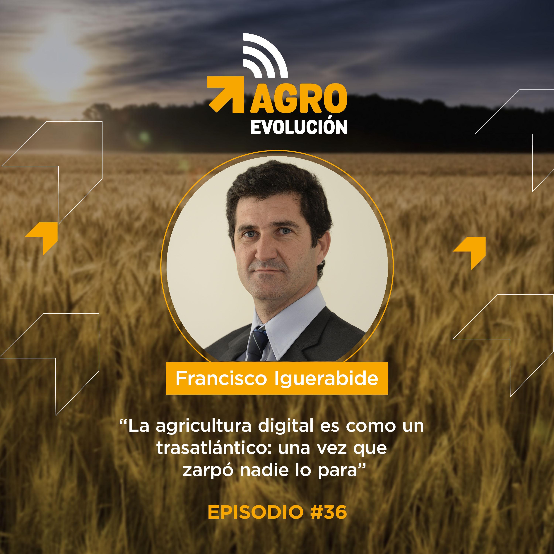 Episodio 36 - Francisco Iguerabide - Portada