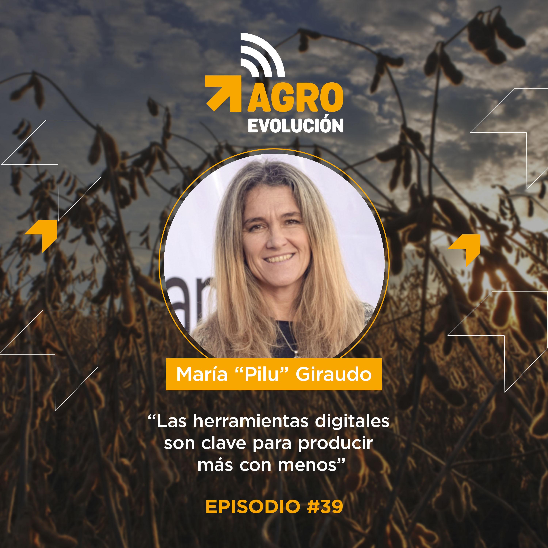 Episodio 39 - María _Pilu_ Giraudo - Portada