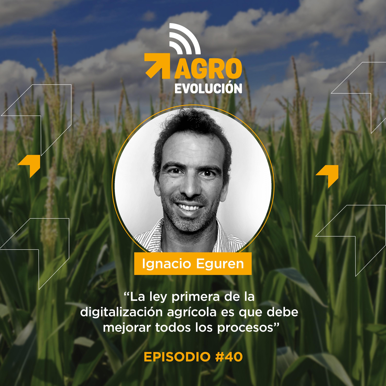 Episodio 40 - Ignacio Eguren - Portada