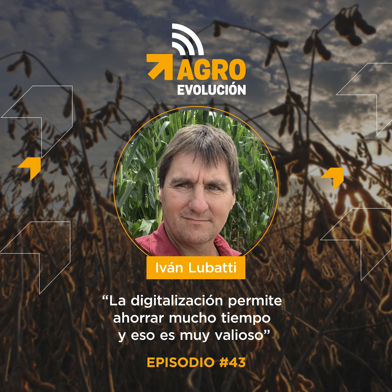 Episodio 43 - Ivan Lubatti - Portada
