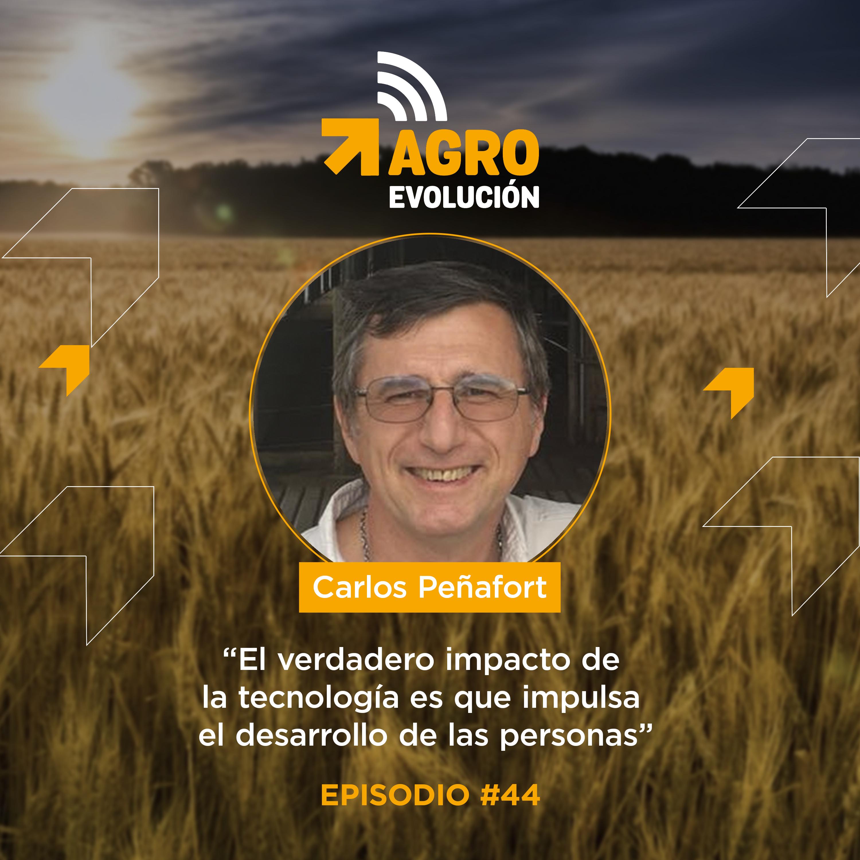 Episodio 44 - Carlos Peñafort - Portada