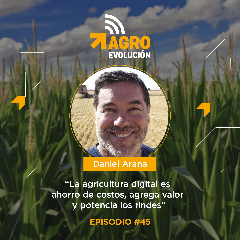 Episodio 45 - Eduardo Daniel Arana - Portada