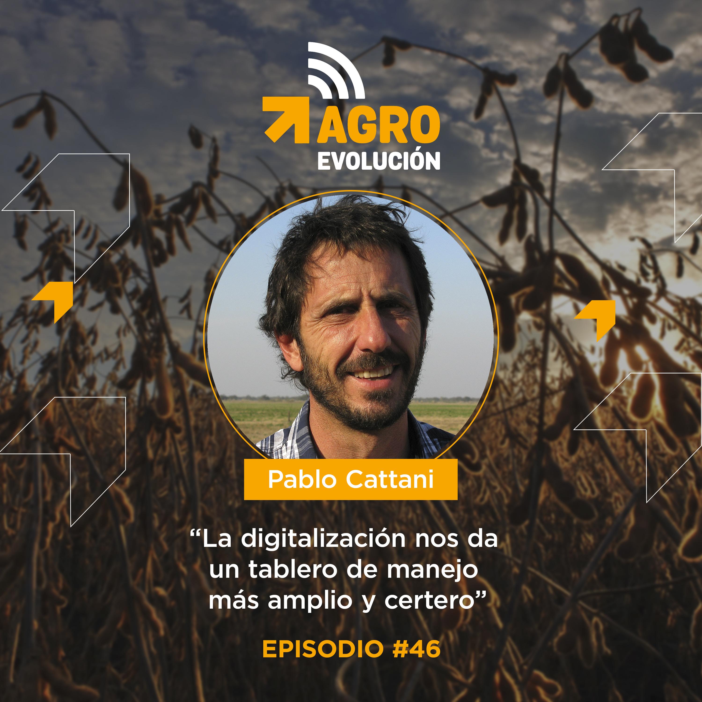 Episodio 46 - Pablo Cattani - Portada